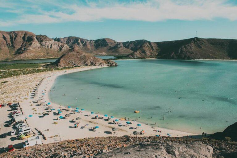 Playa Balandra, La Paz, Mexico