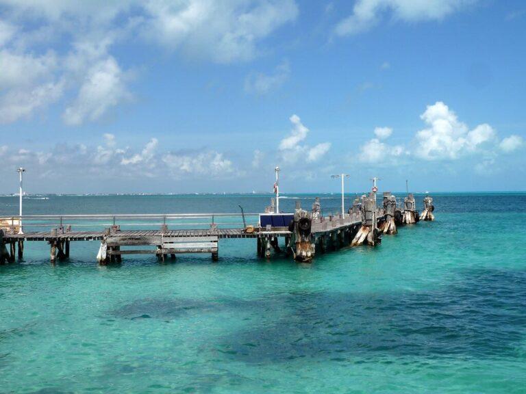 Playa Tortugas Cancun Mexico