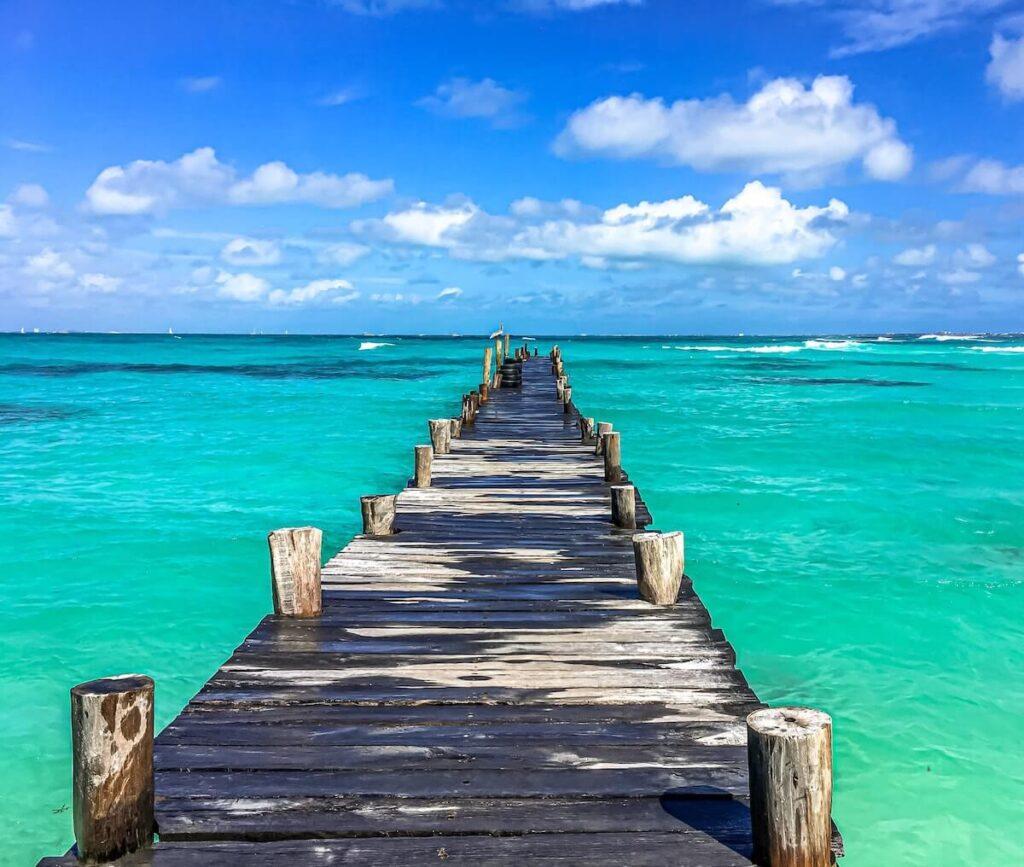Punta Cancun México - Vane la Alpaca