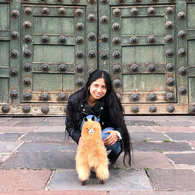 Vane La Alpaca en Cusco
