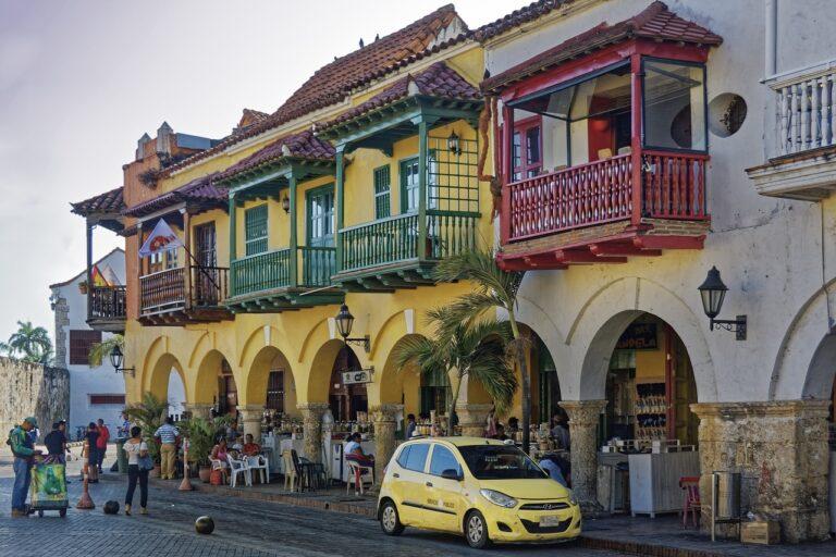 colombia, cartagena, city