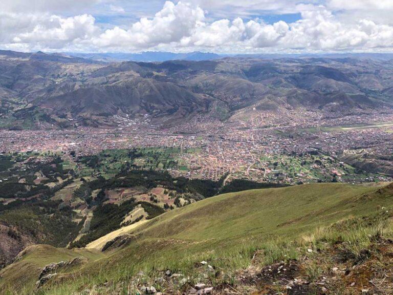 Cerro Picol en Cusco